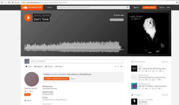 Chật vật khi download nhạc SoundCloud? Xin mời xem qua 2 bí quyết dưới đây! 6