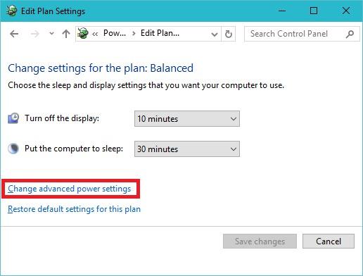 tắt tính năng tự điều chỉnh độ sáng màn hình windows 10