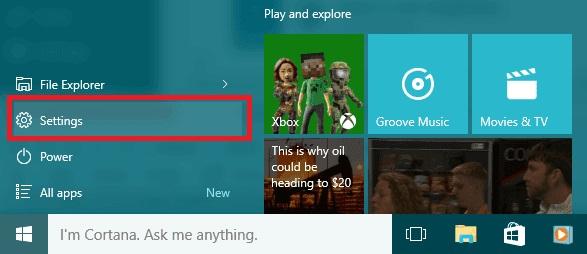 Hướng dẫn bật hoặc tắt tính năng tự điều chỉnh độ sáng màn hình Windows 10 1