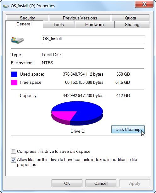7 bí kíp thần kỳ giúp giải phóng không gian ổ cứng trên Windows 2