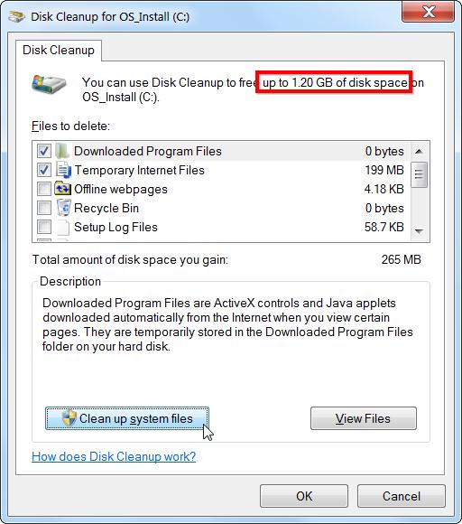 7 bí kíp thần kỳ giúp giải phóng không gian ổ cứng trên Windows 24