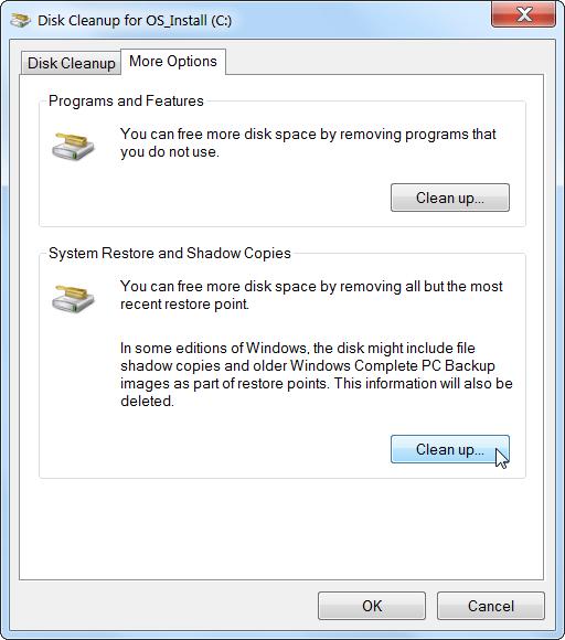 7 bí kíp thần kỳ giúp giải phóng không gian ổ cứng trên Windows 4