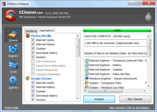 7 bí kíp thần kỳ giúp giải phóng không gian ổ cứng trên Windows 8