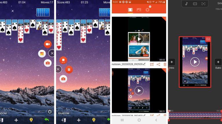 6 cách quay màn hình Android mới nhất 2021 11