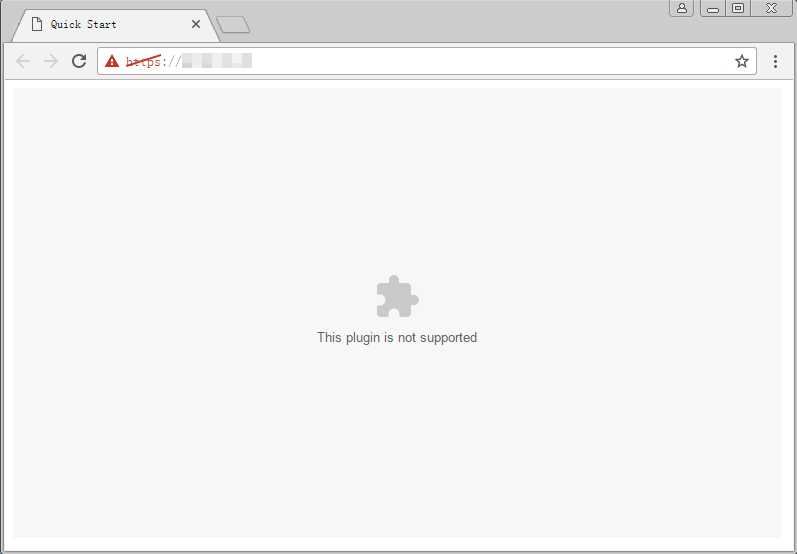Tổng hợp cách sửa lỗi plugin này không được hỗ trợ trên Chrome