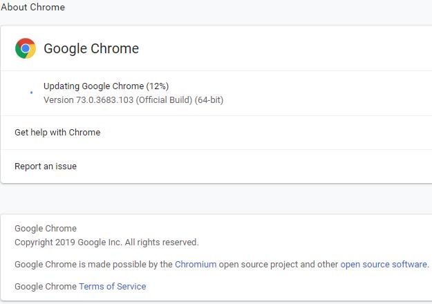 Tổng hợp cách sửa lỗi plugin này không được hỗ trợ trên Chrome 12