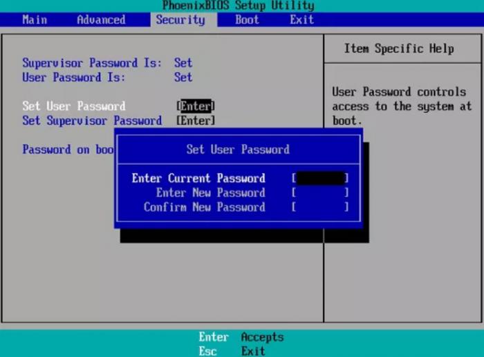 2 cách tắt bitlocker trong BIOS
