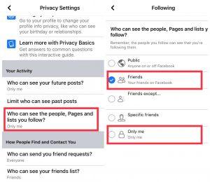 Gợi ý 2 cách khóa Facebook trên điện thoại cực đơn giản 16