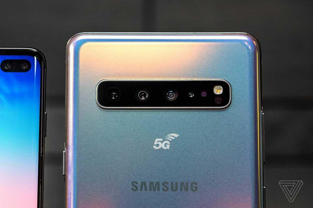 điện thoại hỗ trợ 5G