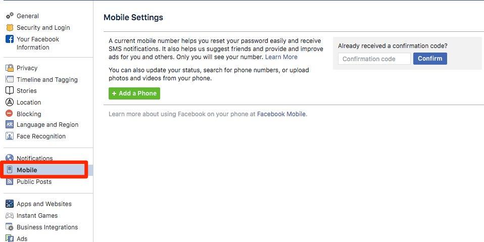 Cách đổi số điện thoại trên Facebook chỉ với 5 bước đơn giản 3