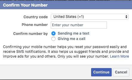 Cách đổi số điện thoại trên Facebook chỉ với 5 bước đơn giản 4