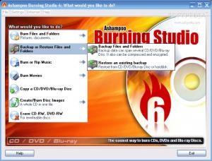 phần mềm ghi đĩa DVD miễn phí
