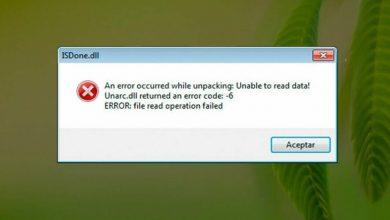 Cách sửa lỗi ISDone.dll