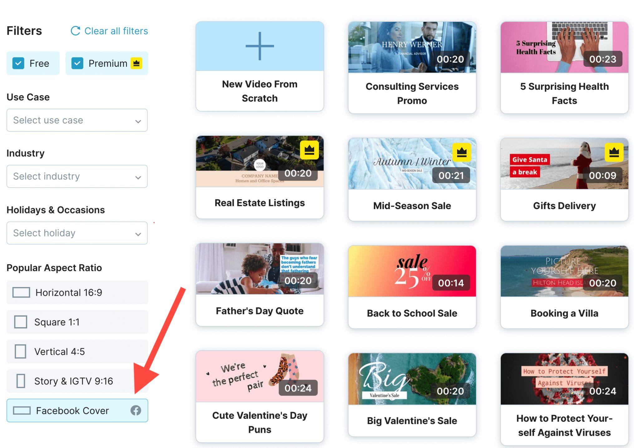 Mẹo tải video làm ảnh bìa Facebook Page chỉ trong 5 bước 4