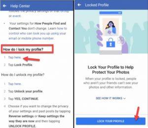 Gợi ý 2 cách khóa Facebook trên điện thoại cực đơn giản 22
