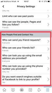 Gợi ý 2 cách khóa Facebook trên điện thoại cực đơn giản 17
