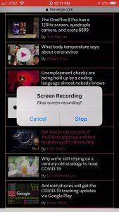 Cách quay màn hình iPhone chỉ với 5 bước đơn giản 8