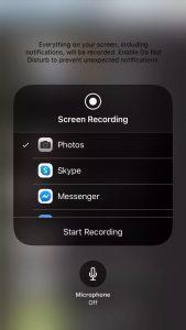 Cách quay màn hình iPhone chỉ với 5 bước đơn giản 9