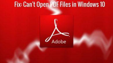 5 cách sửa lỗi không mở được file PDF đảm bảo hiệu quả 2