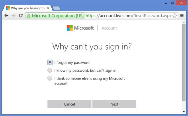3 cách đặt lại mật khẩu Windows 10, cách 3 là điều hiển nhiên nhưng ít người nhớ đến 14