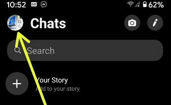 Cách đổi số điện thoại Facebook trên Messenger 9