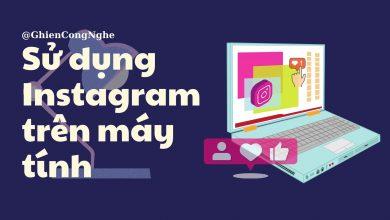 Cách sử dụng Instagram trên máy tính cho người mới bắt đầu 5