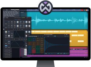 Phần mềm sáng tác nhạc trên máy tính.