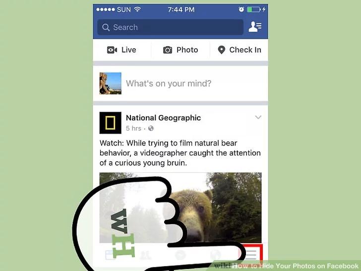 Đây là cách ẩn ảnh trên Facebook: ẩn ảnh lẻ hoặc cả album 35
