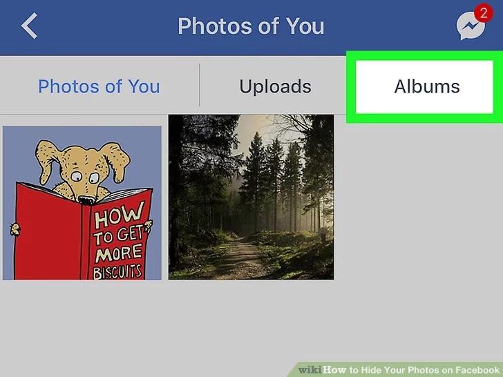Đây là cách ẩn ảnh trên Facebook: ẩn ảnh lẻ hoặc cả album 16