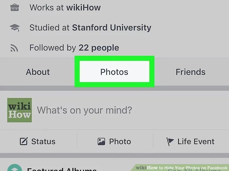 Đây là cách ẩn ảnh trên Facebook: ẩn ảnh lẻ hoặc cả album 37