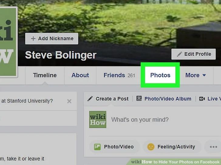 Đây là cách ẩn ảnh trên Facebook: ẩn ảnh lẻ hoặc cả album 42