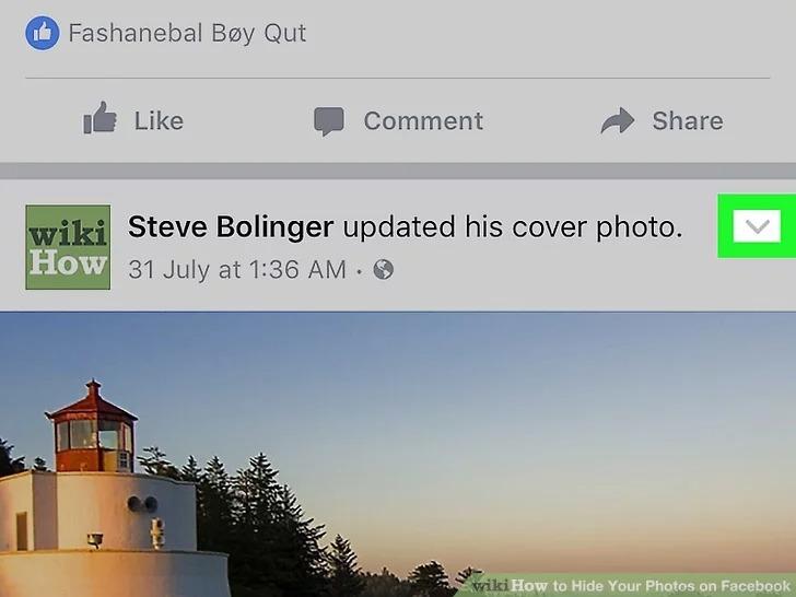 Đây là cách ẩn ảnh trên Facebook: ẩn ảnh lẻ hoặc cả album 4