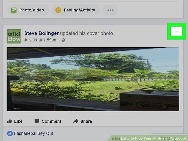 Đây là cách ẩn ảnh trên Facebook: ẩn ảnh lẻ hoặc cả album 9