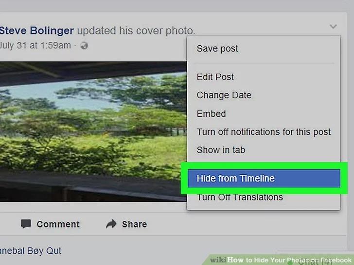 Đây là cách ẩn ảnh trên Facebook: ẩn ảnh lẻ hoặc cả album 10