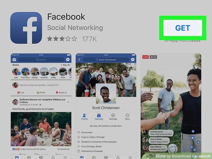 Cách tải Facebook cho iPhone siêu dễ 11