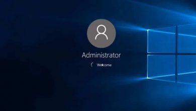 cách tắt administrator win 10