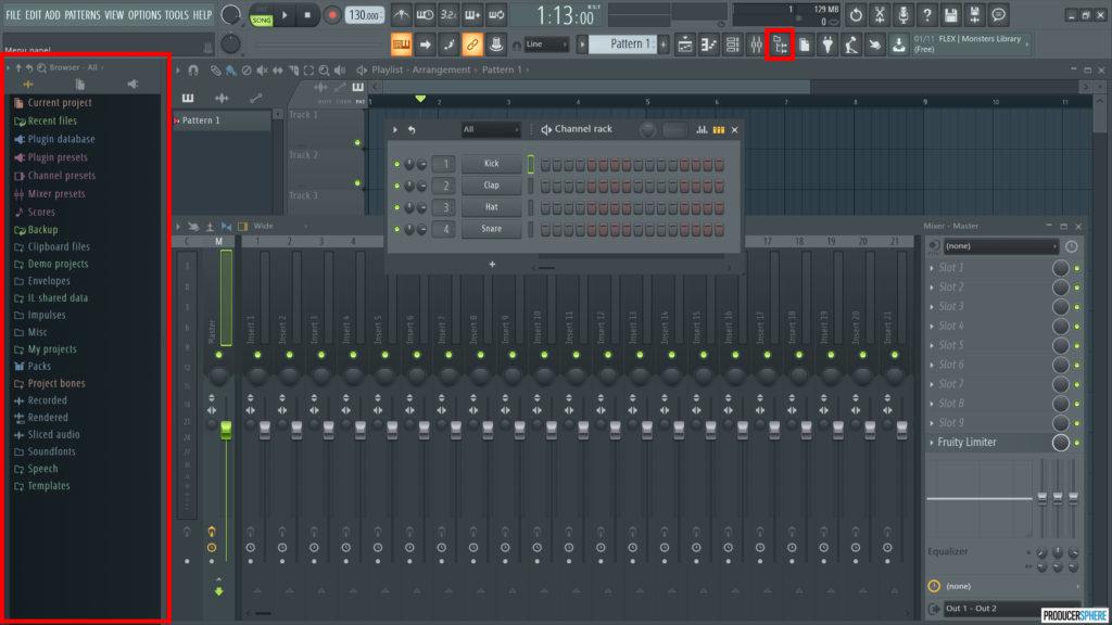 Đây là cách sử dụng FL Studio cho người mới bắt đầu 10