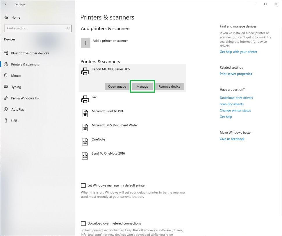 Cách chọn máy in mặc định trong Windows 10 đơn giản nhất 10