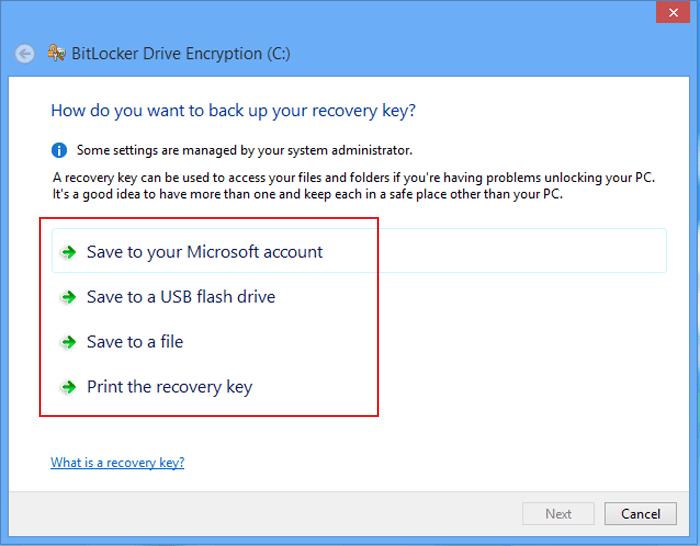 Dùng Windows 10 mà vẫn chưa biết BitLocker là gì cần xem ngay bài viết này 21