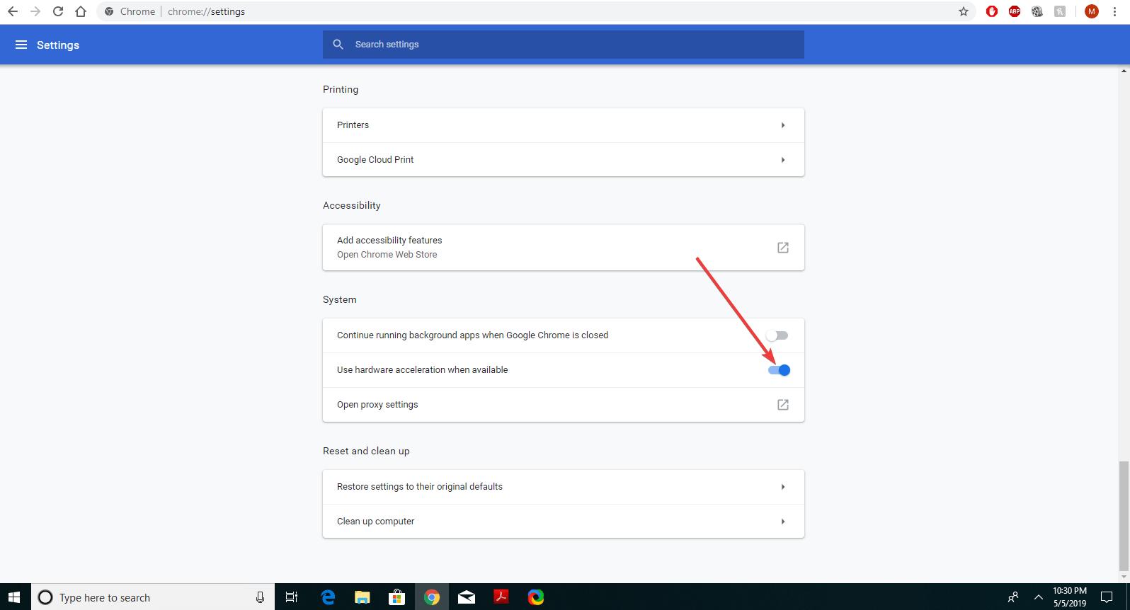6 cách sửa lỗi Google Chrome không hiển thị hình ảnh cực dễ 13