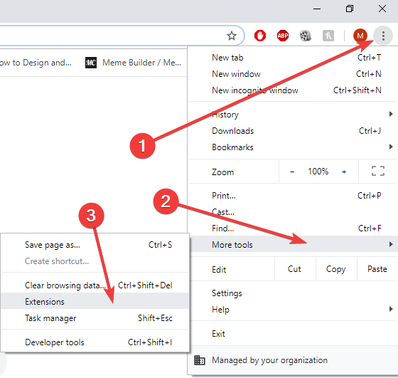 6 cách sửa lỗi Google Chrome không hiển thị hình ảnh cực dễ 10