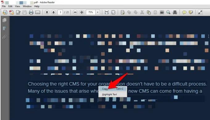 Cách copy file PDF không cho copy, kể cả file PDF bị khóa 19