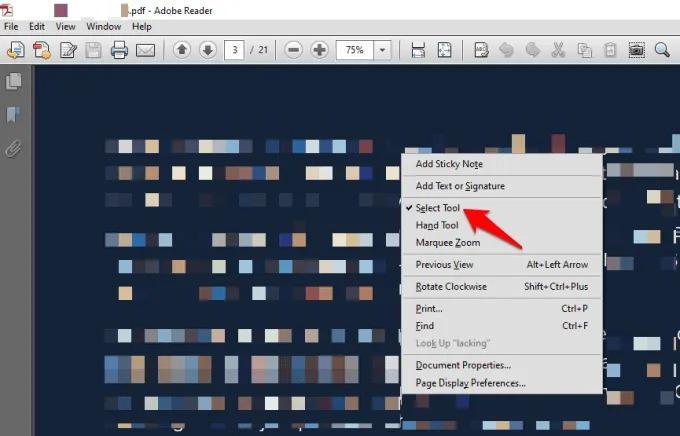 Cách copy file PDF không cho copy, kể cả file PDF bị khóa 18