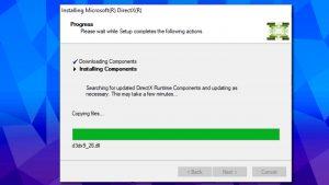 Cách sửa lỗi The application was unable to start correctly (0xc00007b) đơn giản 18