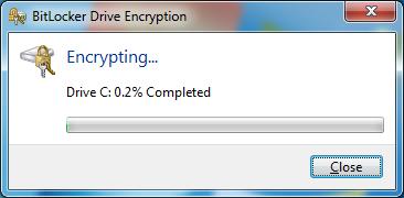 Cách bật BitLocker Windows 7 để bảo vệ dữ liệu máy tính 4