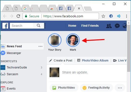 Cách tải Story trên Facebook có thể bạn chưa biết 1