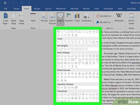 Cách tạo đường kẻ ngang trong Word 30