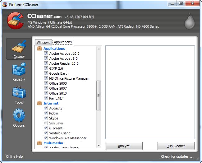 5 phút biết ngay cách dùng CCleaner dọn dẹp máy tính sạch sẽ 16