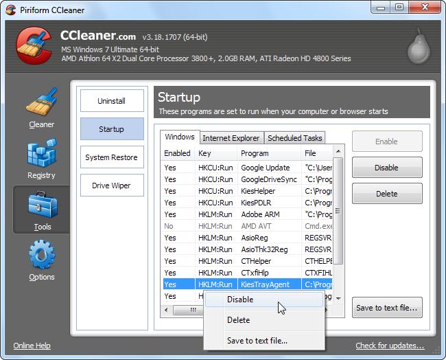 5 phút biết ngay cách dùng CCleaner dọn dẹp máy tính sạch sẽ 21
