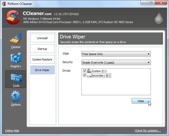 5 phút biết ngay cách dùng CCleaner dọn dẹp máy tính sạch sẽ 22
